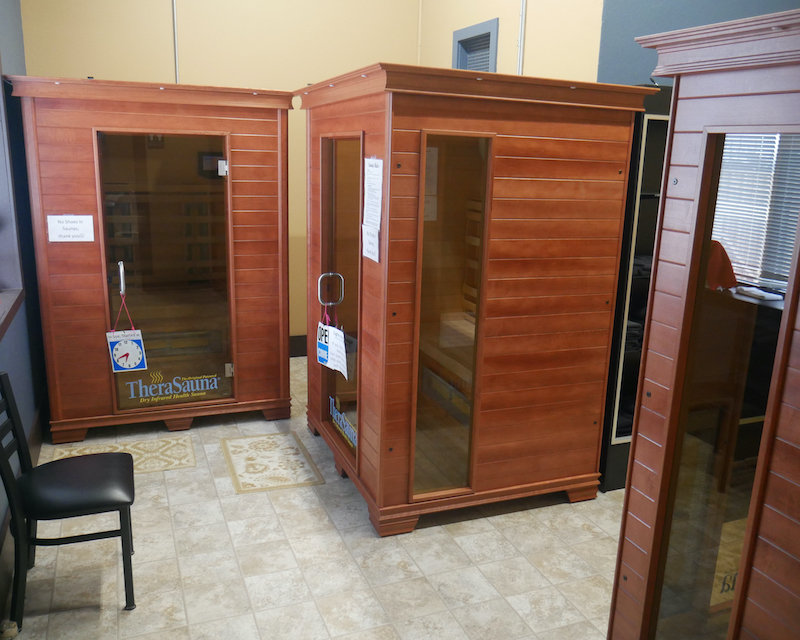 FAR Infrared Saunas